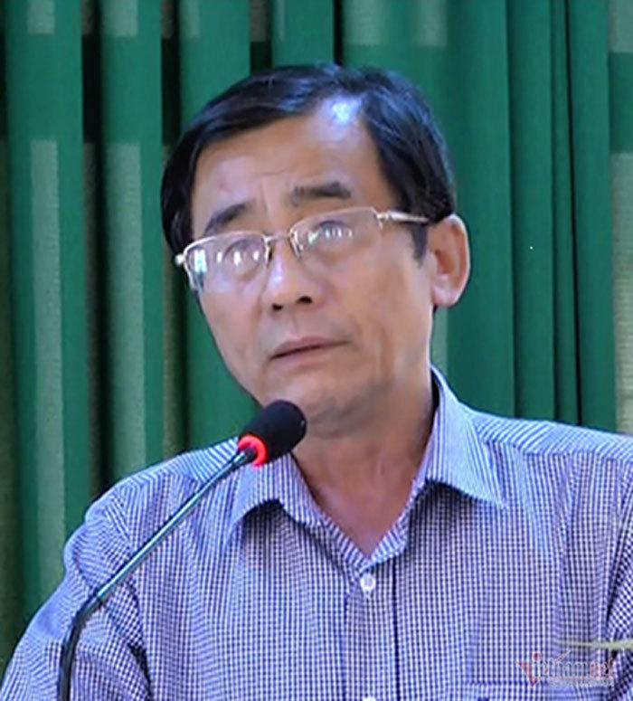Khởi tố, khám nhà nguyên Phó bí thư thường trực TP Phan Thiết