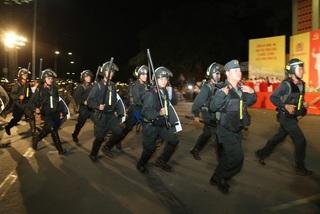 Đại tá Vũ Hồng Văn phát lệnh ra quân trấn áp tội phạm ở Đồng Nai