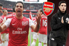 Arsenal chuẩn bị bổ nhiệm tân HLV trưởng Mikel Arteta