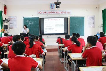 Những 'lớp học thông minh' ở Quảng Ninh