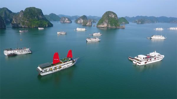 Quảng Ninh nhắm đích đón 15,5 triệu lượt khách vào năm 2020