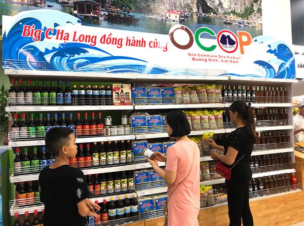 Quảng Ninh tích cực bảo hộ thương hiệu sản phẩm OCOP