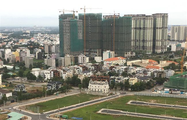 Apartment supplies in Vietnam to drop by 25%