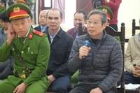 Ông Nguyễn Bắc Son tự bào chữa, hứa khắc phục hậu quả