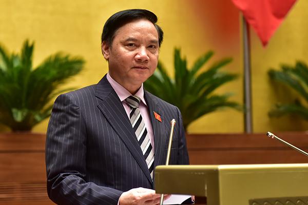 Các ủy viên TƯ được bổ nhiệm, luân chuyển, điều động năm 2019