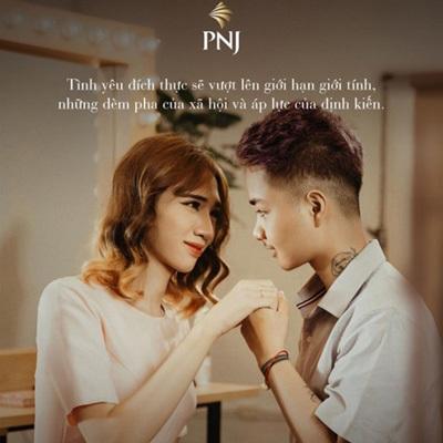 PNJ, giá trị tình yêu đích thực của một thương hiệu trang sức Việt Nam