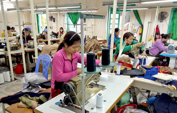 Quảng Ninh: nhiều chính sách tạo việc làm cho người khuyết tật