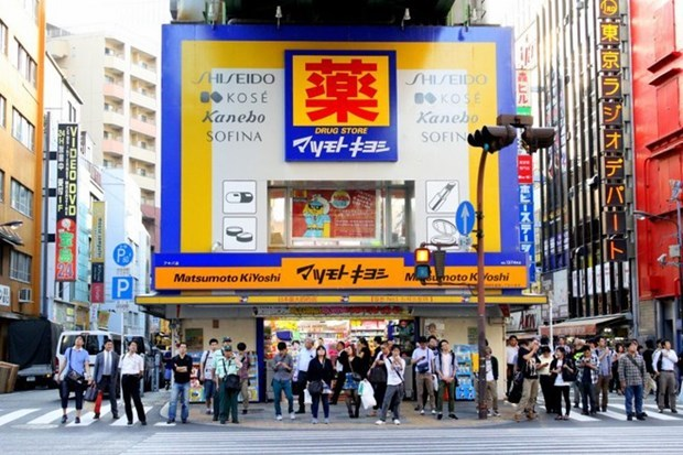 Japan's cosmetics, drugstore chain to open first outlet in Vietnam