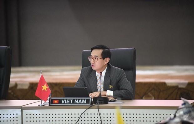 Chairmanship of Permanent Representatives to ASEAN,vietnam,asean,tran duc binh