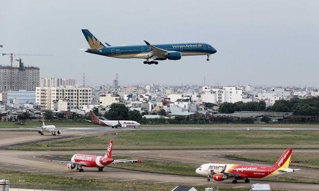 Hanoi-HCM City among world busiest air routes