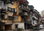 Big real estate firms to join Hanoi's old apartment building projects