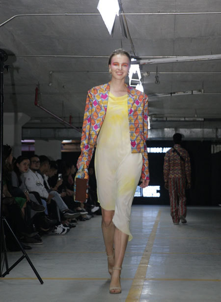 Fashion students reflect social issues through collections