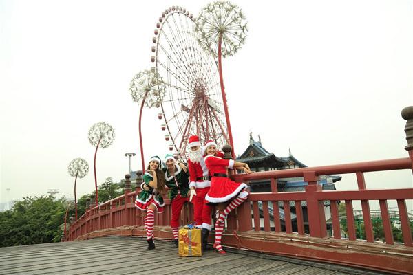 Hạ Long có Lễ hội mùa đông lớn bậc nhất miền Bắc