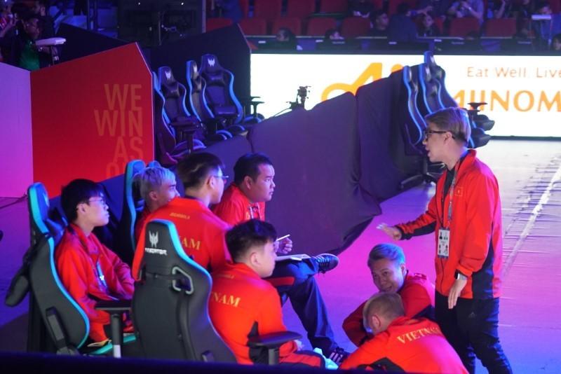 Liên Quân Mobile Việt Nam đã chắc chắn có huy chương tại Seagames 30