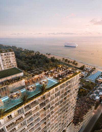 Aria Đà Nẵng Hotel & Resort 'bắt tay' nhà quản lý vận hành hàng đầu CBRE