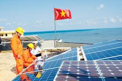 Điện lực Việt Nam - 65 năm phục vụ nhân dân