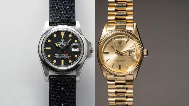 Đồng hồ bằng vàng của huyền thoại golf Nicklaus bán giá hơn 23 tỷ