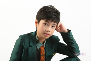 Con trai ca sĩ Hoàng Tùng vào bán kết VOV's Kpop Contest