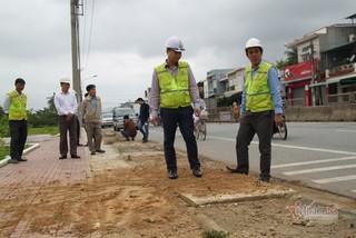 Hư hỏng trên quốc lộ 1 qua tỉnh Bình Định, lỗi không thuộc về ai?