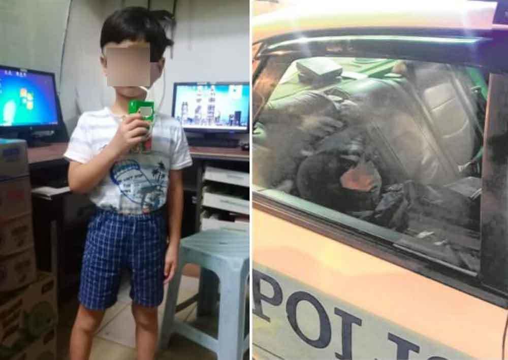 Đi du lịch, cặp vợ chồng Singapore bỏ quên con trai 5 tuổi