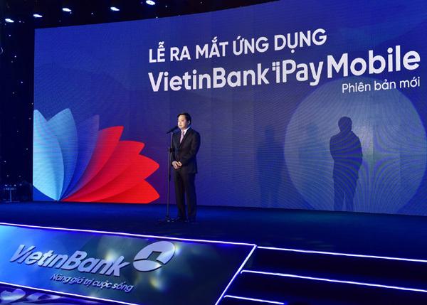 Tận hưởng ứng dụng VietinBank iPay Mobile phiên bản mới nhiều tiện ích