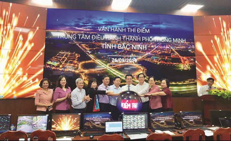 Xây dựng Thành phố thông minh- cú bứt phá của Bắc Ninh 2019