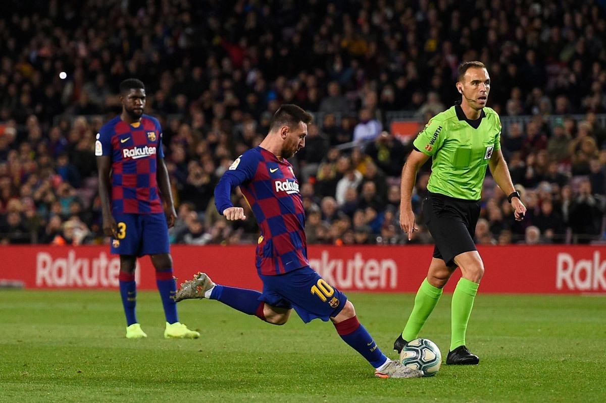 Siêu kinh điển: Messi, ác mộng của Real Madrid