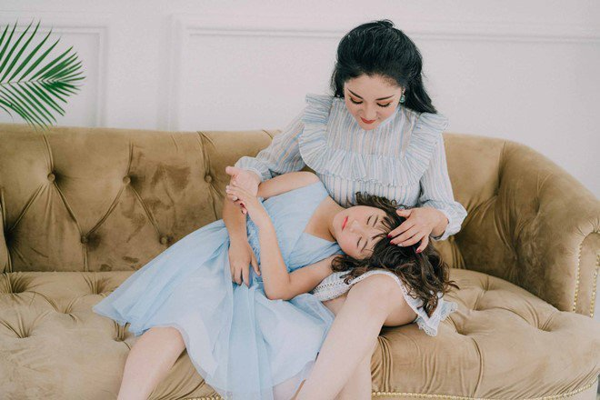 Thuý Nga: 'Làm mẹ đơn thân không tủi, khó nhất con hỏi ba là ai'