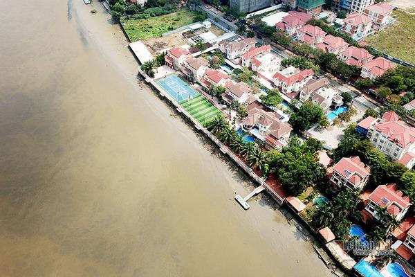 Tổng kiểm tra, rà soát pháp lý hơn 100 dự án ven sông Sài Gòn