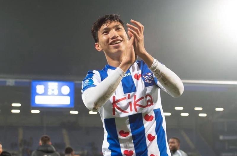 Heerenveen đưa Văn Hậu đi tập huấn dịp U23 Việt Nam đá U23 châu Á