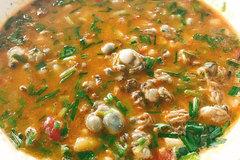 Chao hau, an unforgettable dish from Quang Binh's Quan Hau Town
