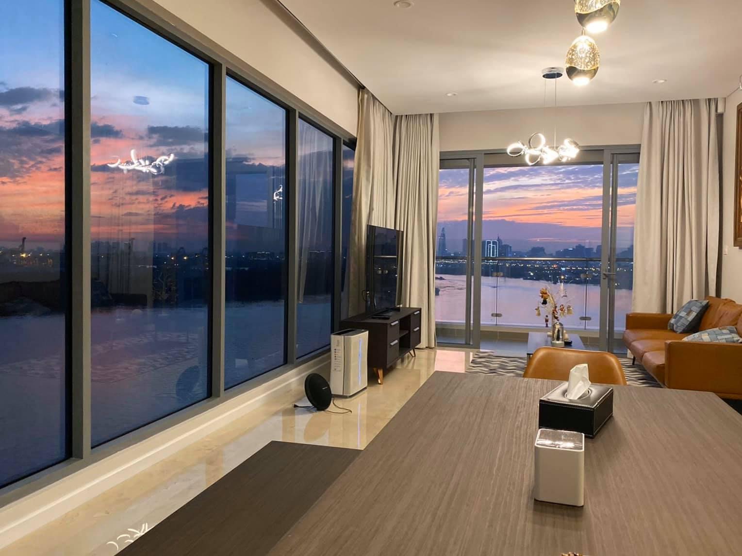 Lê Hiếu sắm căn hộ có 'view triệu đô'
