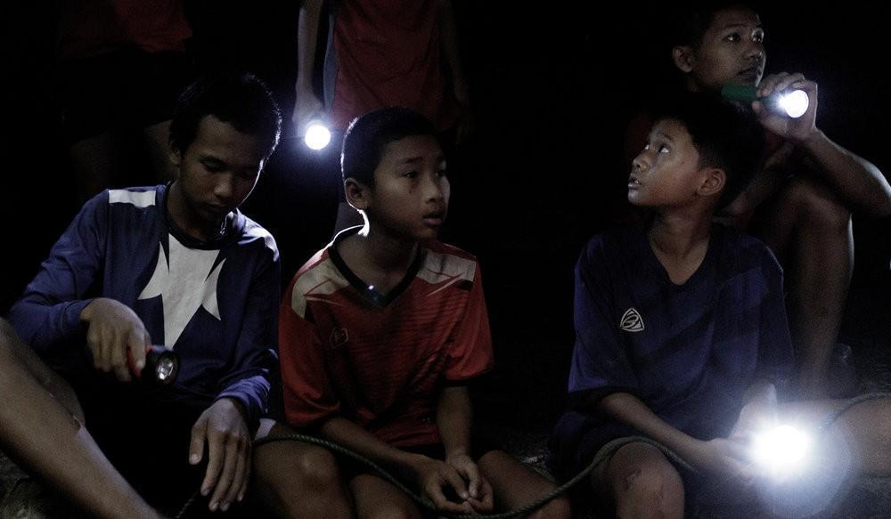 Phim về chiến dịch giải cứu đội bóng nhí Thái Lan ra rạp đầu năm 2020