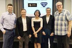 Spring Air ký hợp đồng nhượng quyền cho nhà phân phối nệm LMG