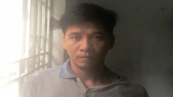 Hoa Binh,wanted man arrested,law official