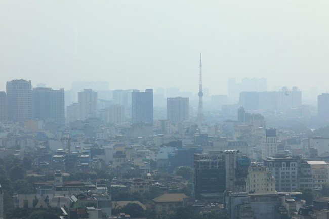 Vietnam seeks to reduce air pollution