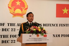 Vietnam-RoK defence cooperation enjoys unceasing development