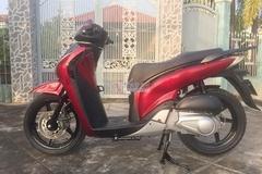 Honda SH cũ 9 năm tuổi giá 390 triệu của thầy giáo ở Vĩnh Long