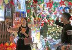 Mùa Giáng sinh hiện hữu khắp ngõ phố Hà Nội