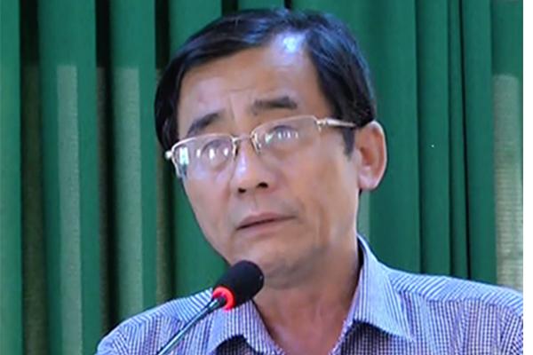 Bãi miễn chức vụ Chủ tịch HĐND thành phố vì bị khởi tố