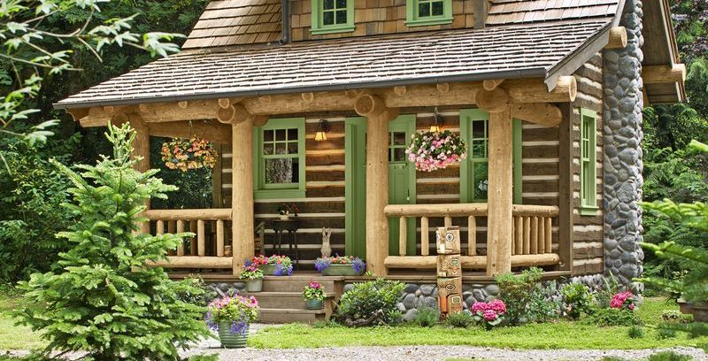 Những nhà nhỏ nông thôn hút mắt nhờ sức sáng tạo, hiên đại, cực đáng yêu