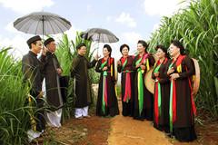Quan họ Bắc Ninh, 10 năm Di sản Thế giới
