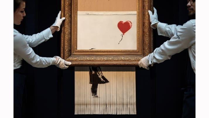 Những tác phẩm nghệ thuật 'làm điên đảo' giới mộ điệu