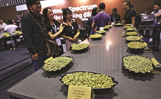Vietnam's coffee better known in world market