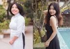 Nữ sinh Hà Nội giảm 16kg trong 3 tháng