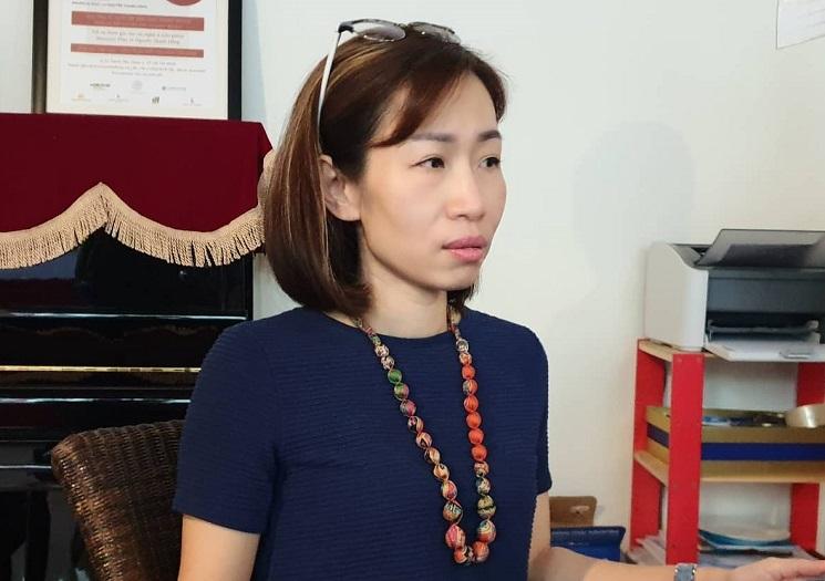 Nữ phụ huynh: 'Tôi tát giáo viên vì bà không thành thật'