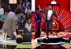 Trấn Thành bịt miệng thí sinh 'Thách thức danh hài' tới mức giãy giụa