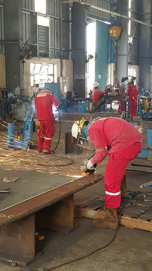 Kiểm tra công tác An toàn - Sức khỏe - Môi trường tại các đơn vị PV Drilling