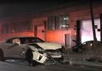 Cảnh sát Mỹ lái siêu xe đâm chết người
