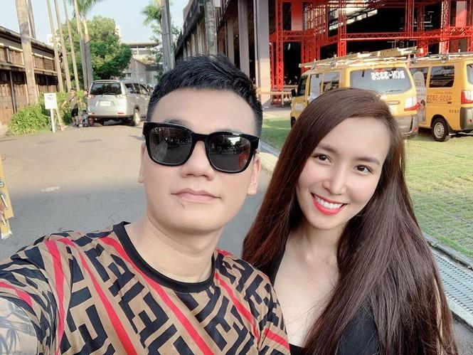 Khắc Việt bức xúc khi bà xã DJ bị đồn lộ clip nhạy cảm